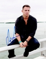 Channing Tatum Signed 8x10 Photo