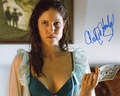 Charity Wakefield Signed 8x10 Photo