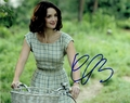 Charlotte Le Bon Signed 8x10 Photo - Video Proof