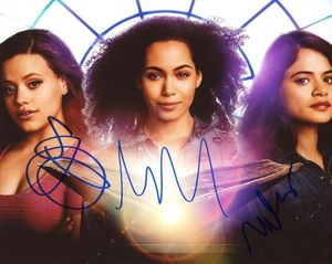 Charmed Signed 8x10 Photo