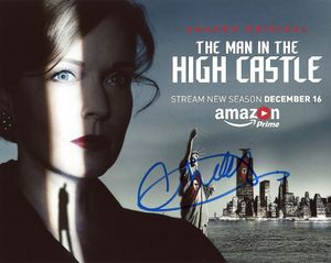 Chelah Horsdal Signed 8x10 Photo - Video Proof