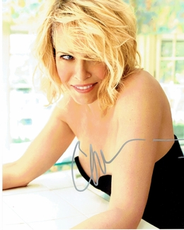 Chelsea Handler Signed 8x10 Photo