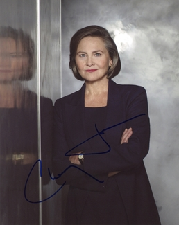 Cherry Jones Signed 8x10 Photo