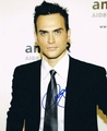 Cheyenne Jackson Signed 8x10 Photo