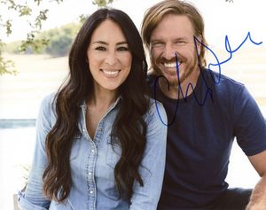 Chip Gaines Signed 8x10 Photo