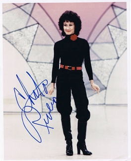 Chita Rivera Signed 8x10 Photo