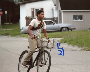 Chosen Jacobs Signed 8x10 Photo