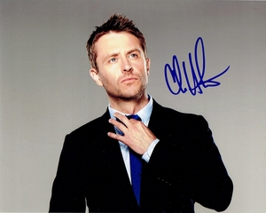 Chris Hardwick Signed 8x10 Photo