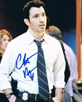 Chris Messina Signed 8x10 Photo