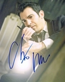 Chris Messina Signed 8x10 Photo - Video Proof