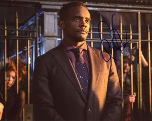 Chris Chalk Signed 8x10 Photo