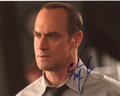 Christopher Meloni Signed 8x10 Photo