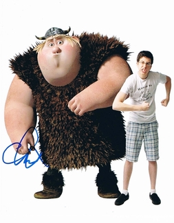 Christopher Mintz-Plasse Signed 8x10 Photo