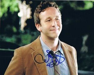 Chris O'Dowd Signed 8x10 Photo - Video Proof