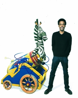 Chris Rock Signed 8x10 Photo