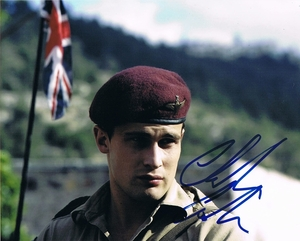 Christian Cooke Signed 8x10 Photo - Video Proof