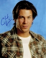 Christian Kane Signed 8x10 Photo