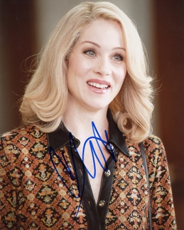 Christina Applegate Signed 8x10 Photo