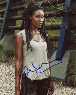 Christine Adams Signed 8x10 Photo