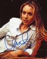Christine Taylor Signed 8x10 Photo