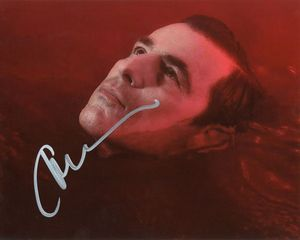 Claes Bang Signed 8x10 Photo