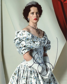 Claire Foy Signed 8x10 Photo - Video Proof