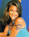 Christine Lakin Signed 8x10 Photo
