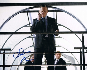 Clark Gregg Signed 8x10 Photo