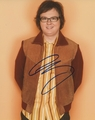 Clark Duke Signed 8x10 Photo
