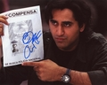 Cliff Curtis Signed 8x10 Photo