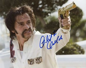 Clifton Collins, Jr. Signed 8x10 Photo - Video Proof