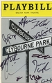 Clybourne Park Signed Playbill