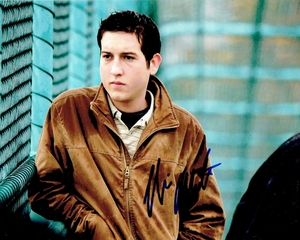Chris Marquette Signed 8x10 Photo