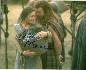 Catherine McCormack Signed 8x10 Photo