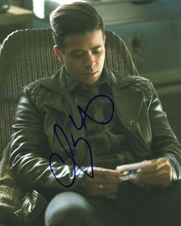 Christian Navarro Signed 8x10 Photo - Video Proof