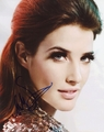 Cobie Smulders Signed 8x10 Photo - Video Proof