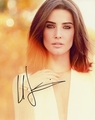 Cobie Smulders Signed 8x10 Photo