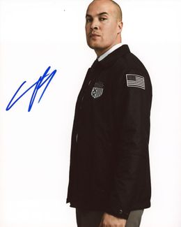 Coby Bell Signed 8x10 Photo