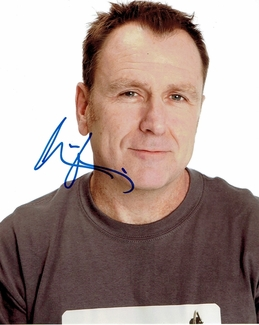 Colin Quinn Signed 8x10 Photo