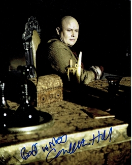 Conleth Hill Signed 8x10 Photo - Video Proof
