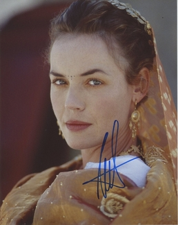 Connie Nielsen Signed 8x10 Photo - Video Proof