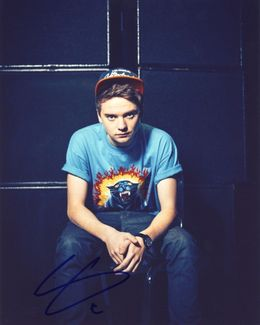 Conor Maynard Signed 8x10 Photo