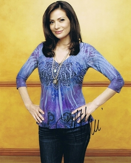 Constance Marie Signed 8x10 Photo