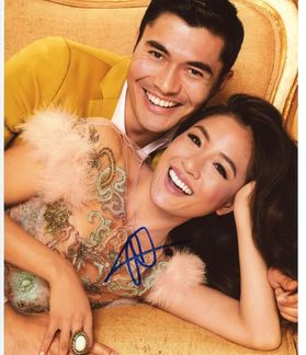 Constance Wu Signed 8x10 Photo