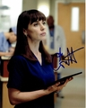 Constance Zimmer Signed 8x10 Photo