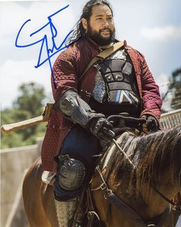 Cooper Andrews Signed 8x10 Photo