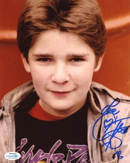 Corey Feldman Signed 8x10 Photo - Proof