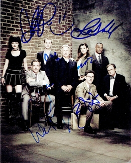 NCIS Signed 8x10 Photo - Video Proof