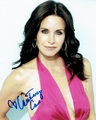 Courteney Cox Signed 8x10 Photo - Video Proof