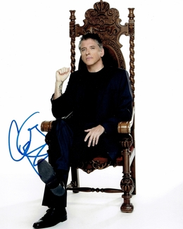 Craig Ferguson Signed 8x10 Photo - Video Proof